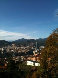 Bilbao a mis pies
